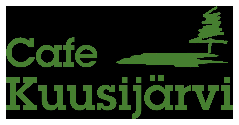 Cafe Kuusijarvi -logo