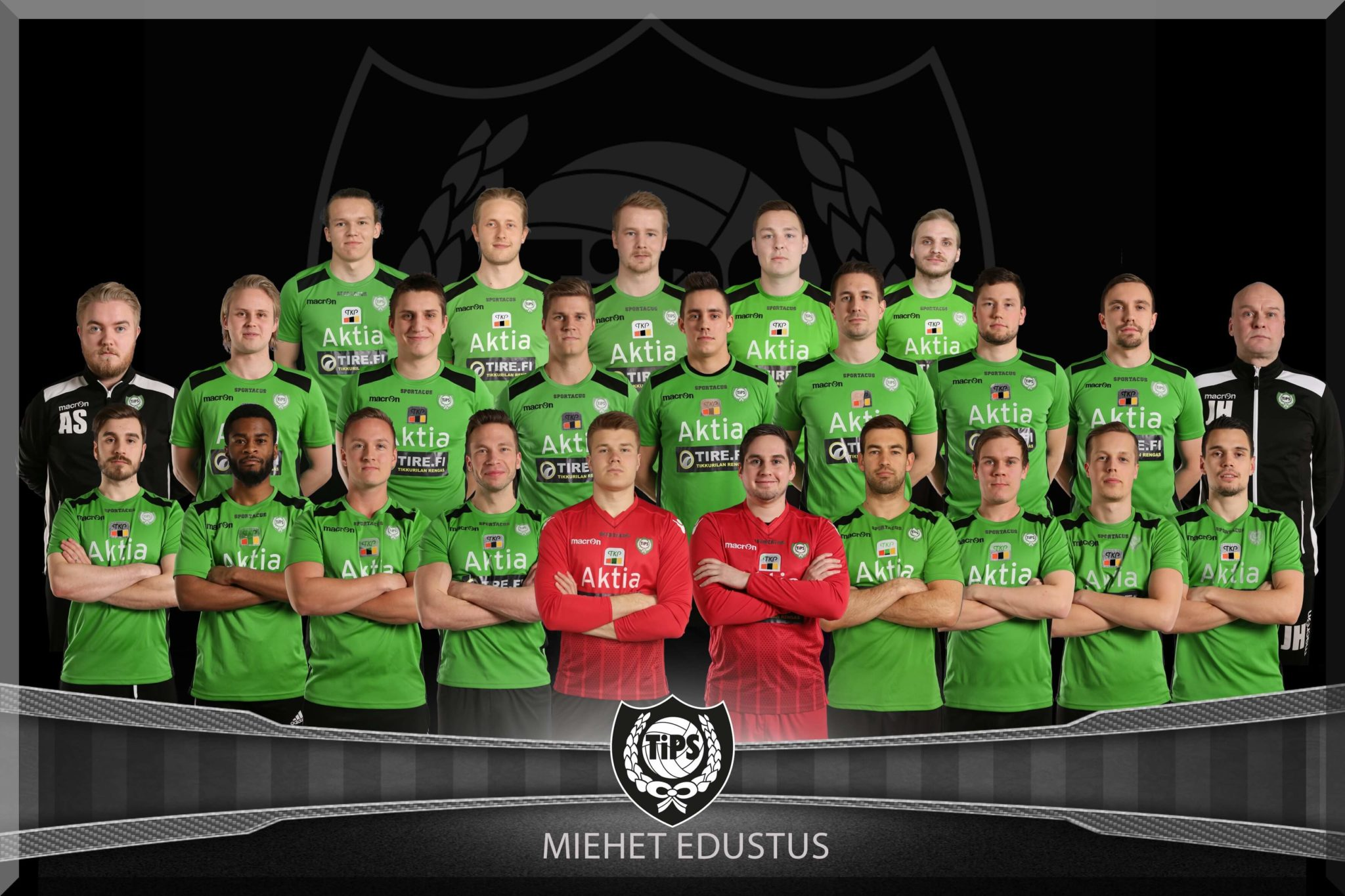 TiPS Miesten joukkueet
