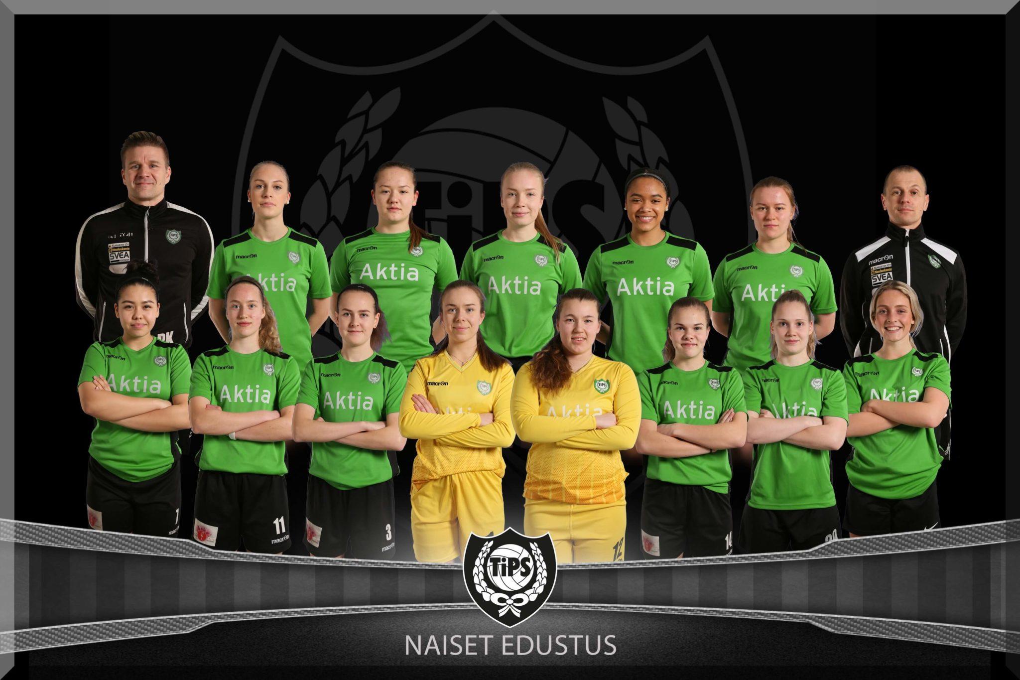 TiPS Naisten joukkueet