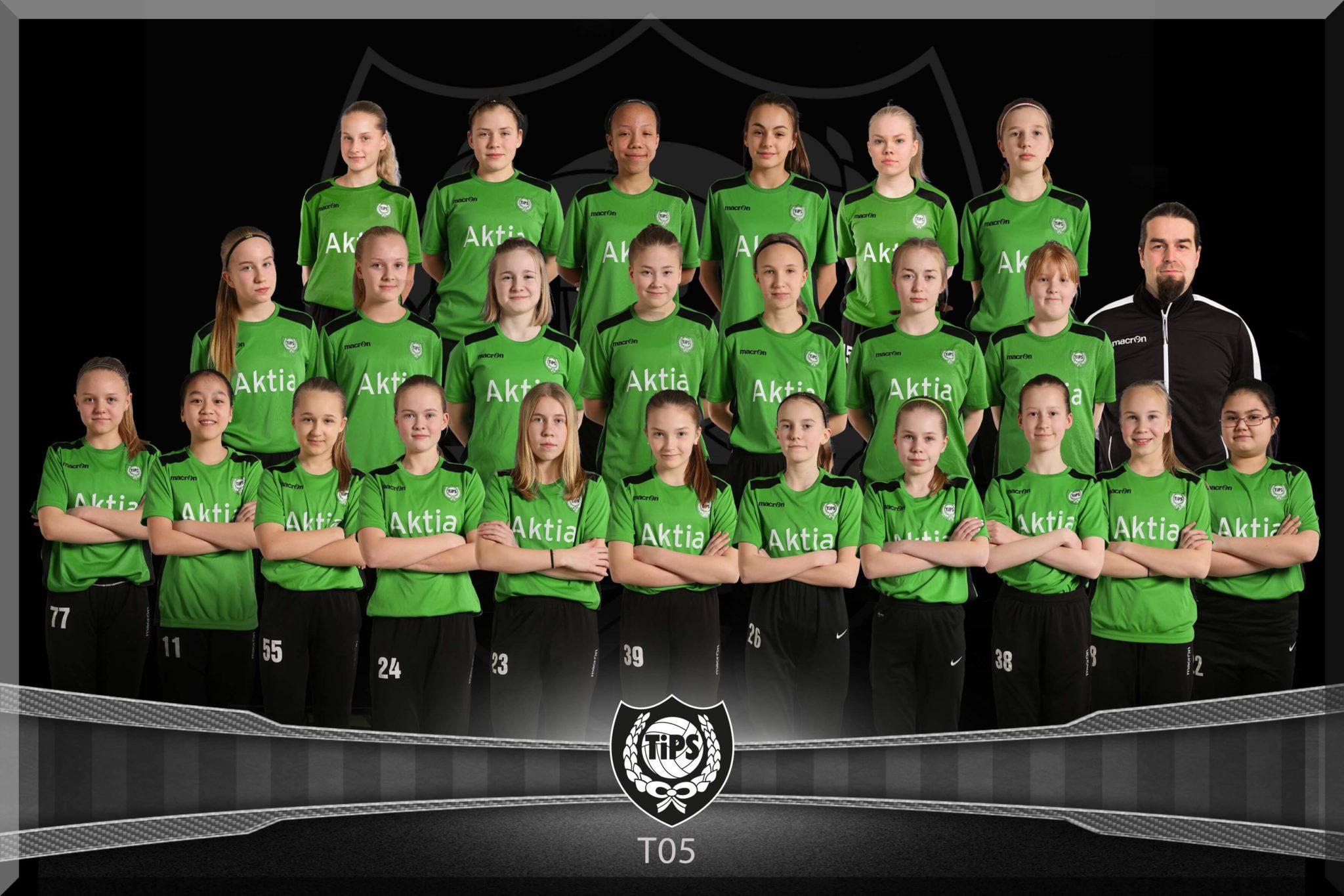 TiPS tytöt 2005