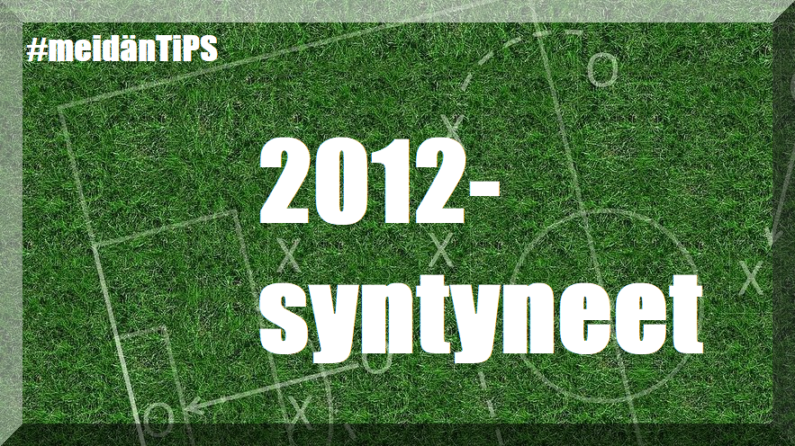 TiPS 2012-syntyneet