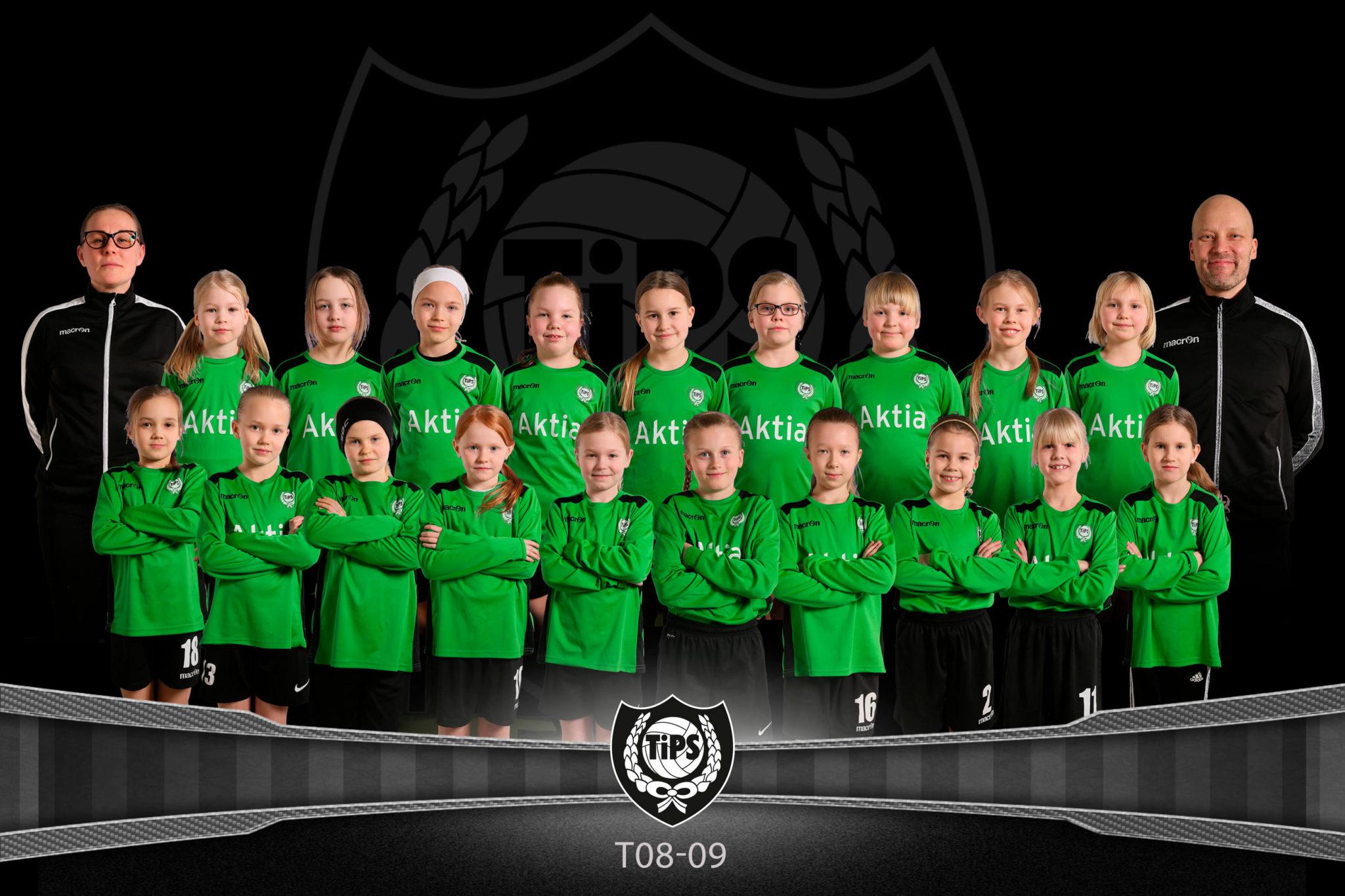 TiPS tytöt 2010