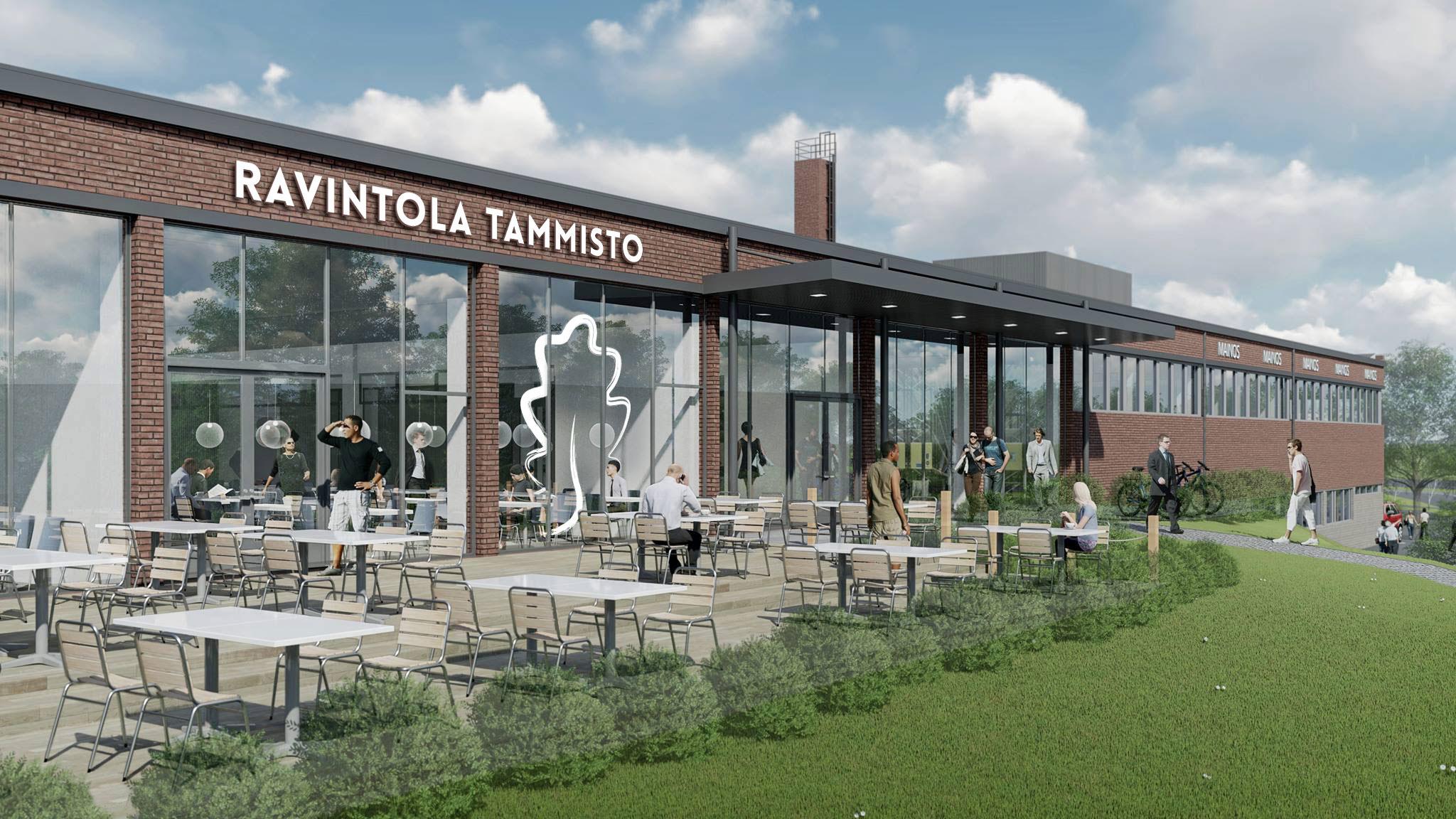 Ravintola Tammisto